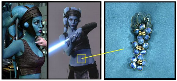 A star wars twilek jedi chick gets fucked with force - 2 7