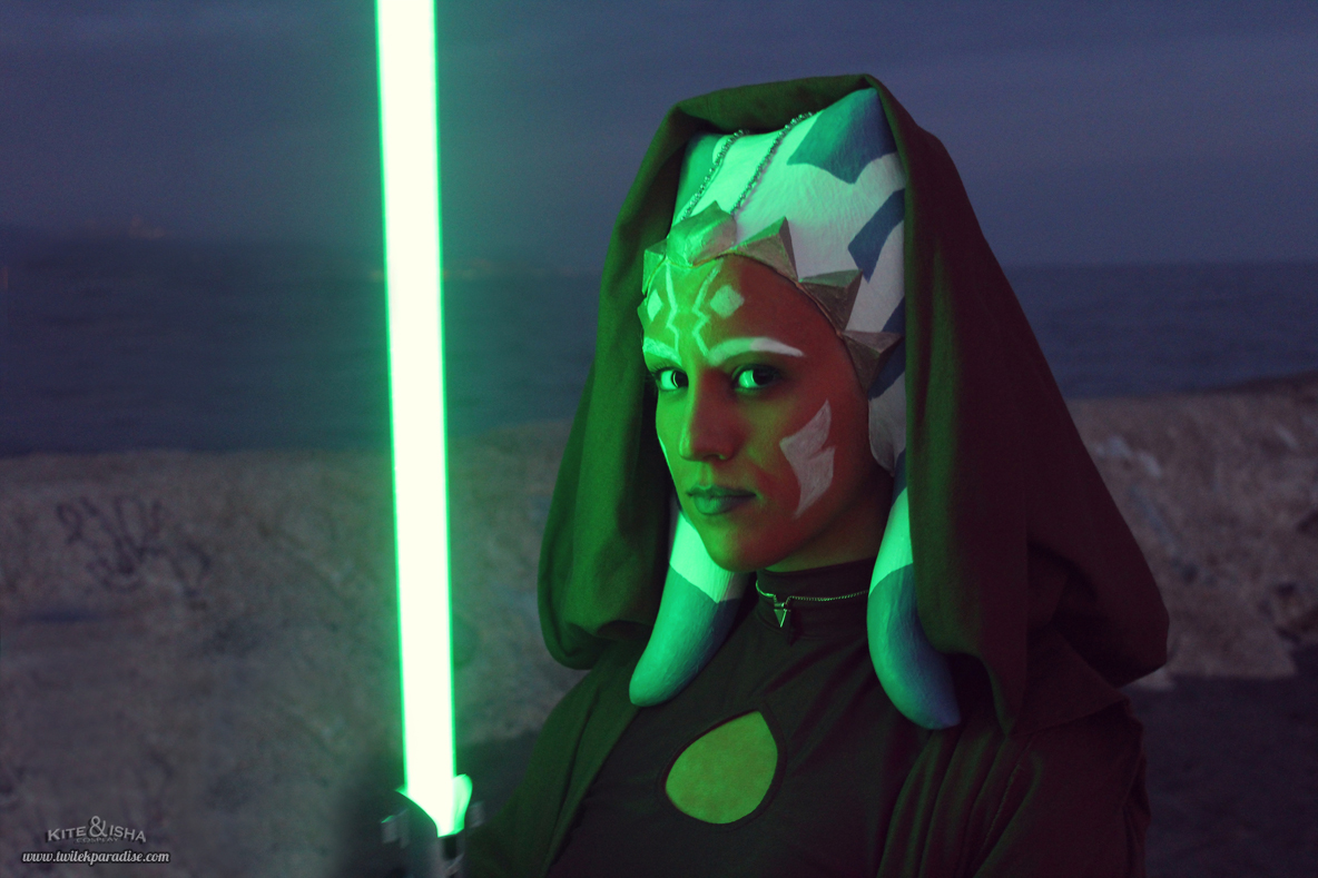 Ahsoka Tano Clone Wars By-twilekparadise-and-Isha-Kite-cosplay