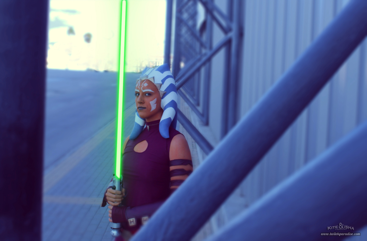 Ahsoka Tano Prepare Yourself