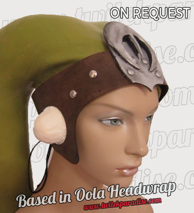 Based In Oola Headwrap