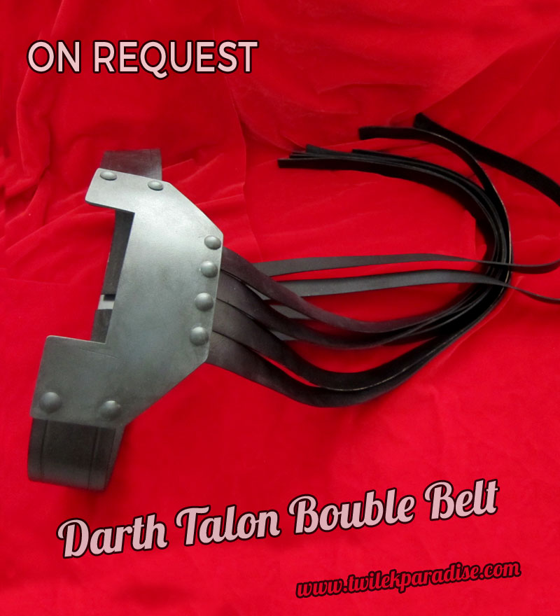 Darth Talon Double Belt