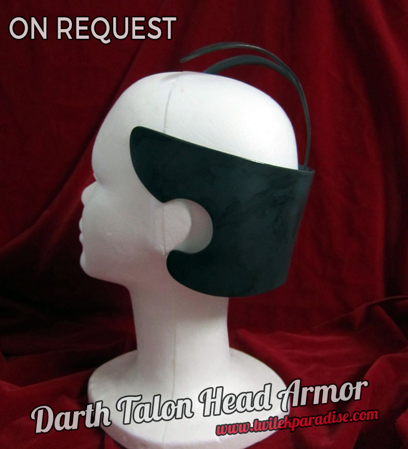 Darth Talon Head Armor2