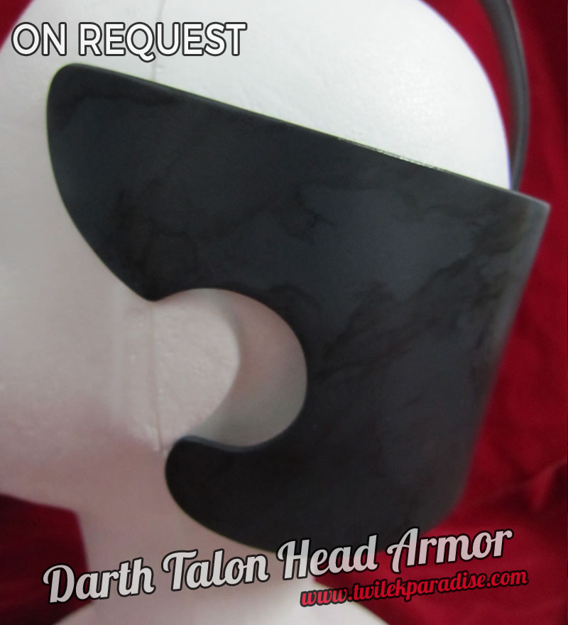 Darth Talon Head Armor5