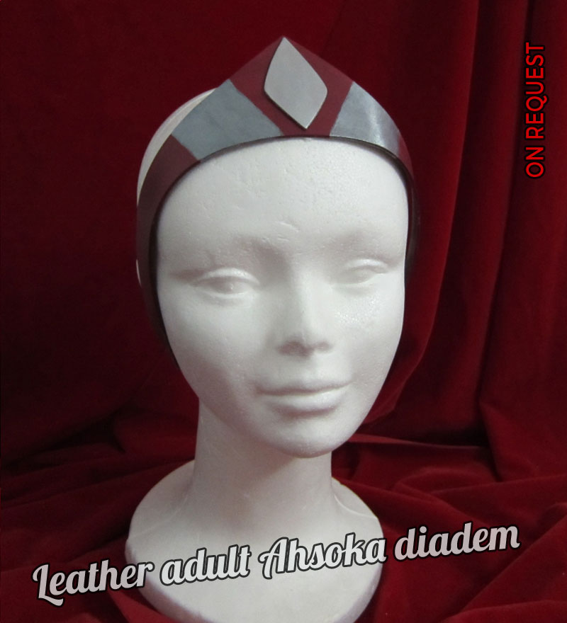 Ahsoka REBELS Leather Headband