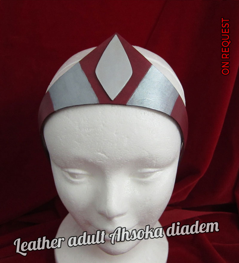 Ahsoka REBELS Leather Diadem