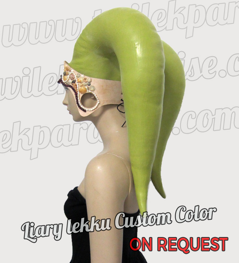 Liary Lekku Custom Color2
