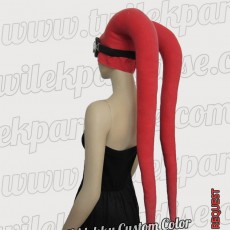 Nercathi Style Long Lekku RED Color