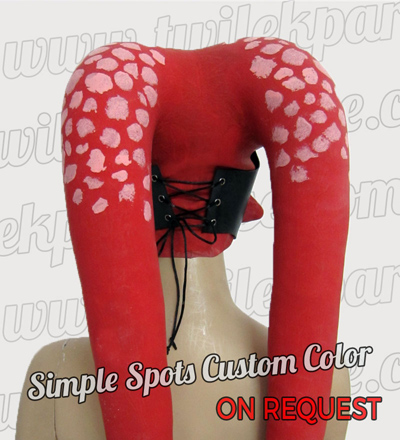 Simple Spots Custom Color2