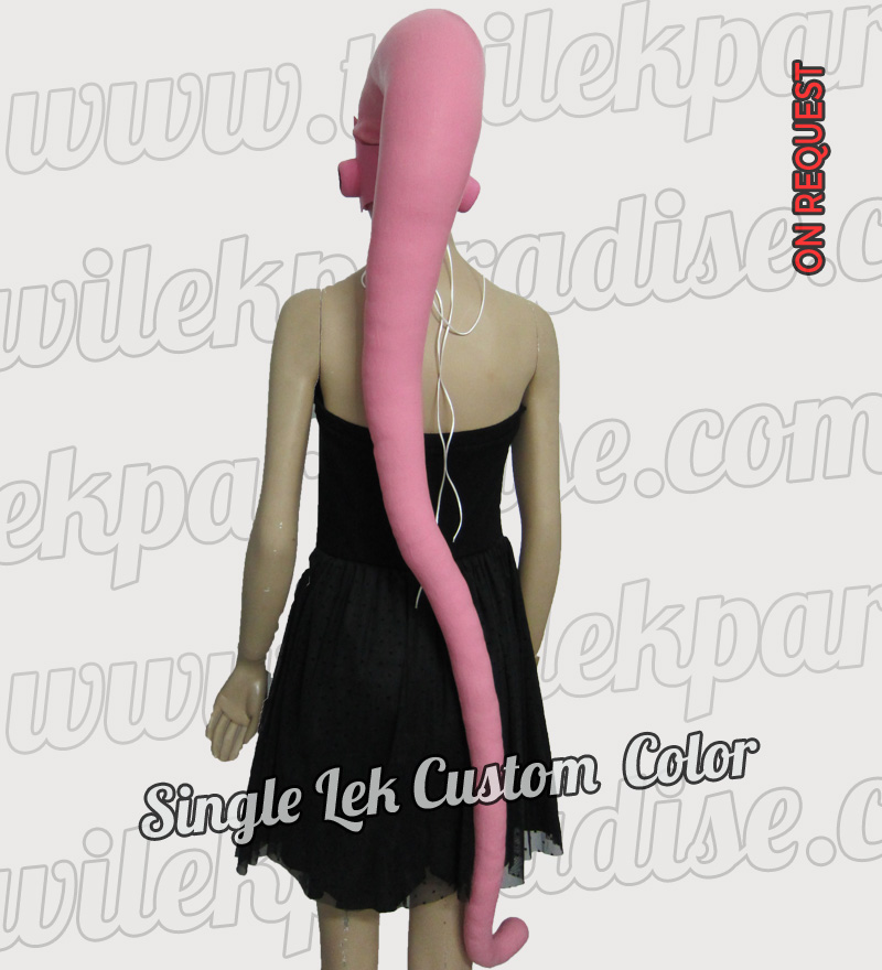 Single Lek Custom–Color Pink3