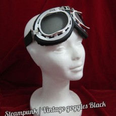 Steampunk/Vintage Goggles