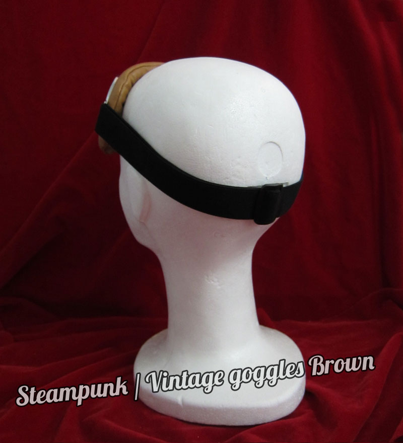 Steampunk—Vintage Goggles3
