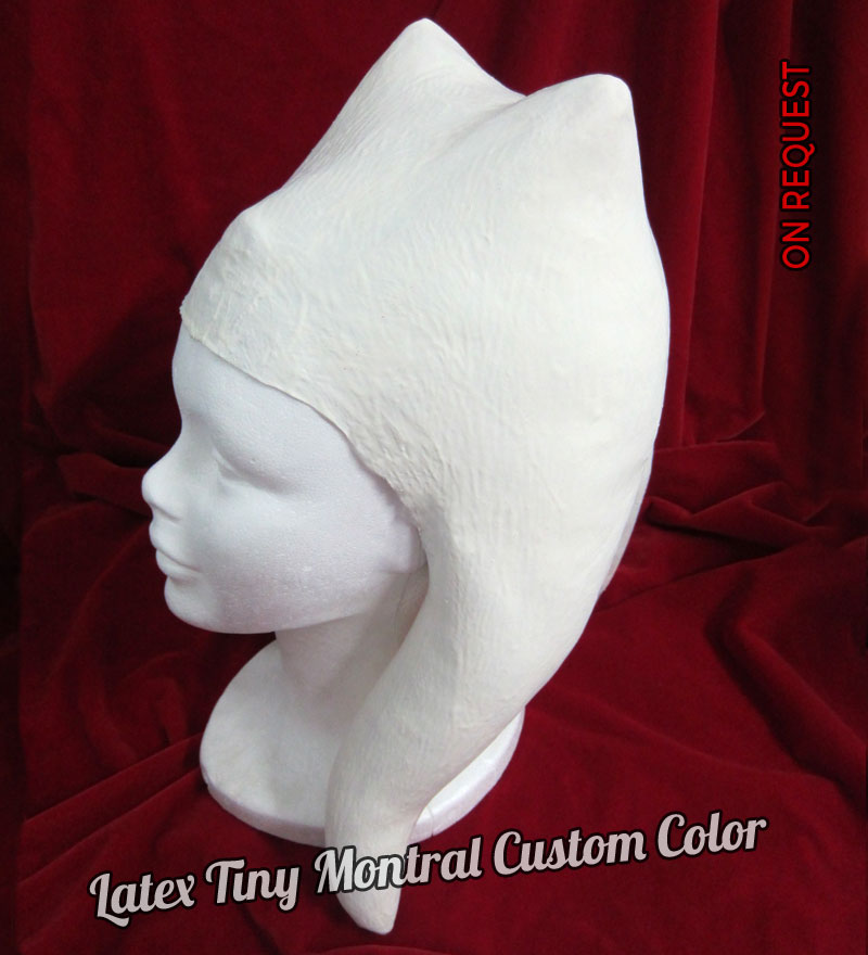 Ahsoka Togruta Headpiece Custom Color2