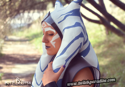 Adult Ahsoka Tano Before REBELS