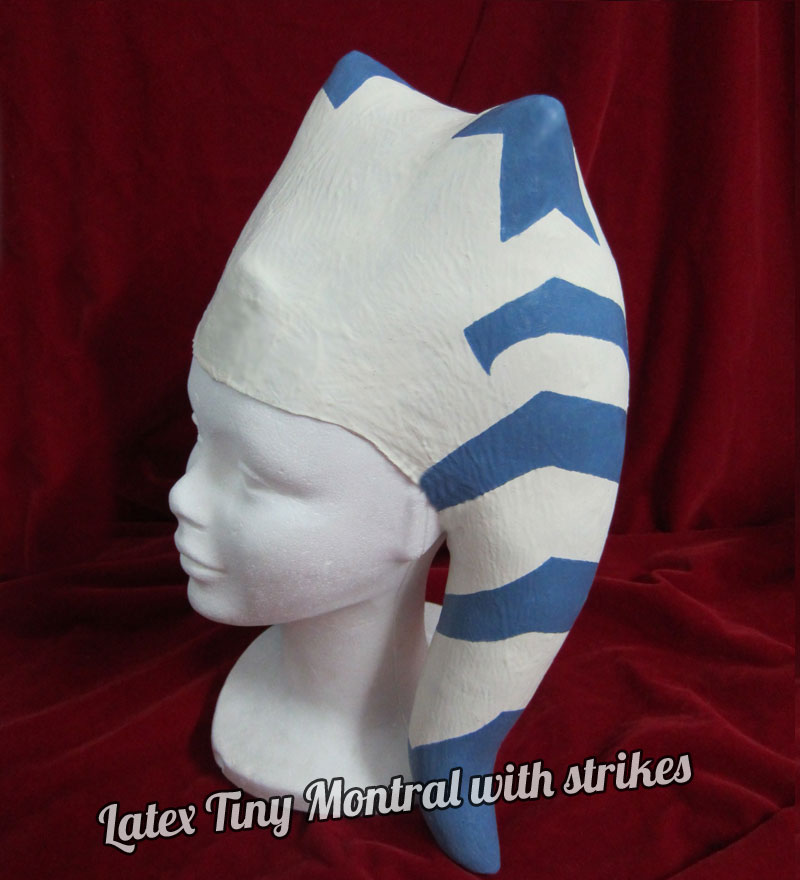 Ahsoka Tano Headpiece Ahsoka Tano Strikes3