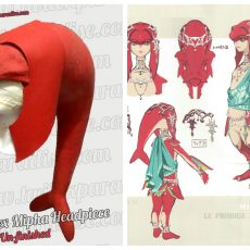 Mipha From The Legend Of Zelda: Breath Of The Wild
