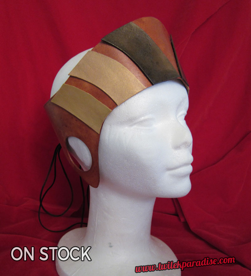 Lady Vashna Headwrap (exclusive Design)