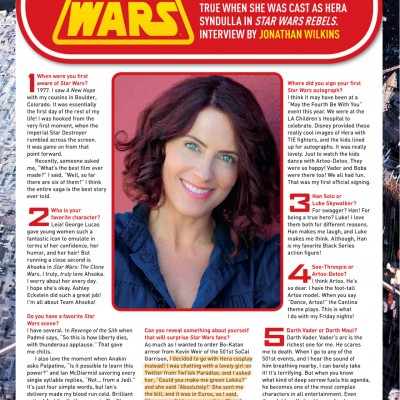 Vanessa Marshall The Voice Of Hera